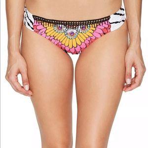 Trina Turk Ibiza Print Shirred Bikini Hutton 12